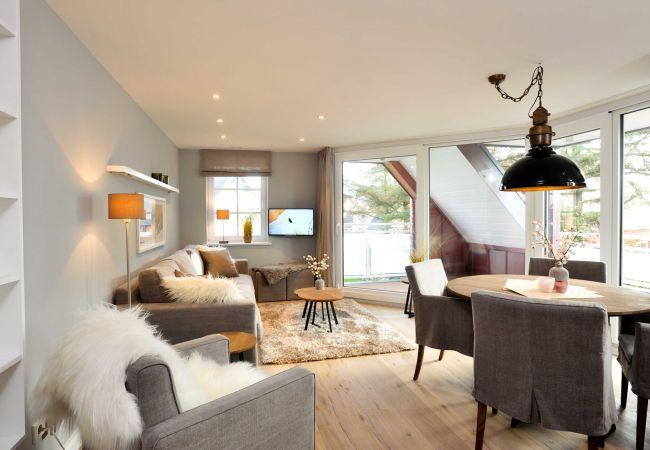 Apartment in Westerland - Ferienwohnung Storm Hüs Sylt