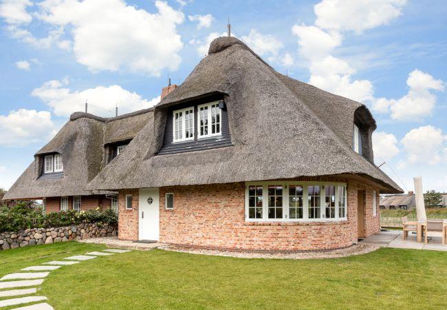 House in Kampen (Sylt) - Ferienhaus Hoogenkamp Kampen Sylt