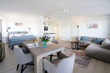 Apartment in Westerland - Ferienwohnung Sylter Welle mit Meerblick