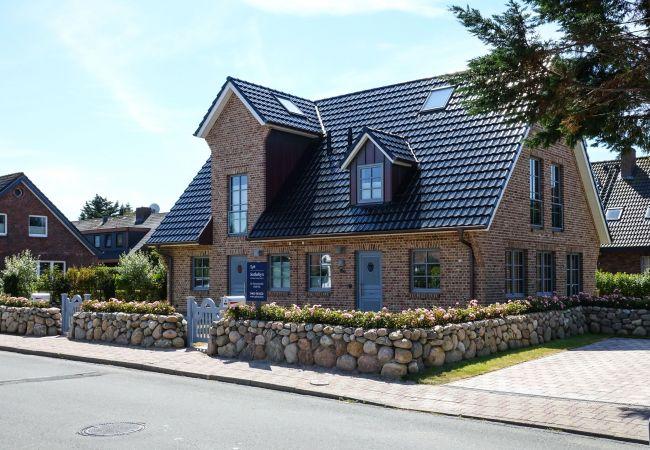 Ferienhaus in Westerland - Ferienhaus Gilde Hus Sylt