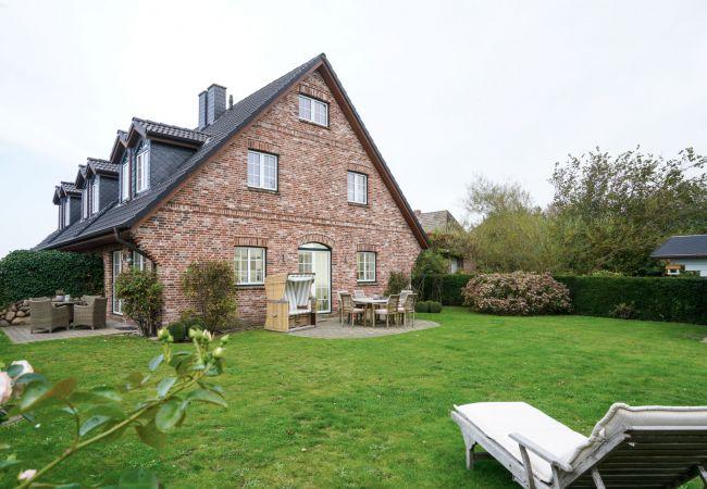 in Sylt-Ost - Ferienhaus Dat Wiesenhuus Sylt