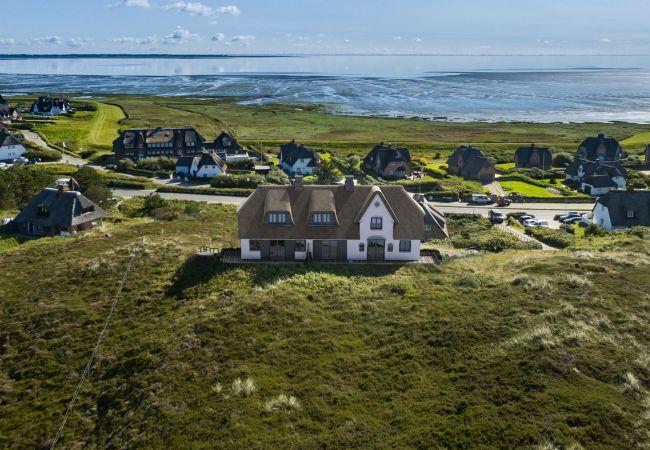 Ferienhaus in Sylt - Ferienhaus Mare Hüs Sylt - Mehr Meer, mehr Watt