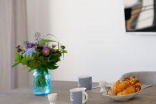 Ferienwohnung in Westerland - Ferienwohnung Sylter Welle mit Meerblick